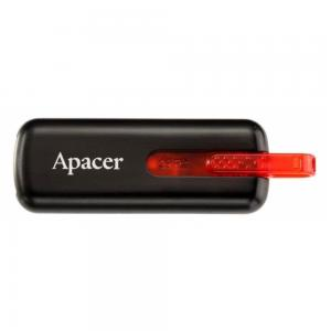 Флешка Apacer 16GB USB 2.0 AH 326 Black
