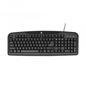 Клавиатура Keyboard  2E KS 101 USB Black