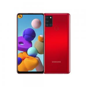 Смартфон Samsung Galaxy A21s red