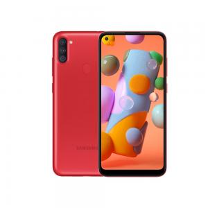 Смартфон Samsung Galaxy A11 red
