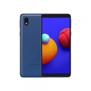 Смартфон Samsung Galaxy A01 core blue
